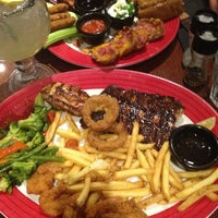 Photo taken at TGI Friday's by erinenAdam on 1/25/2013