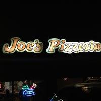 Photo taken at Joe's Pizzeria by Sai on 11/23/2012