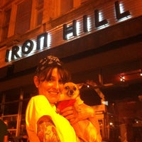 Photo taken at Iron Hill Brewery & Restaurant by Jim P. on 5/4/2013