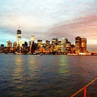 Photo taken at Staten Island Ferry Boat - John A. Noble by Marco C. on 1/15/2013