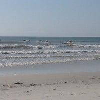 Photo taken at Jax Bch Lifeguard Station by Judy B. on 6/13/2014