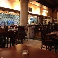 Photo taken at Port Lounge by Ipshita K. on 10/31/2012