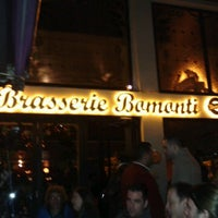 Photo taken at Brasserie Bomonti by Selcuk .. on 1/5/2013