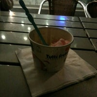 Photo taken at Tutti Frutti FroYo by Ayub K. on 11/12/2012