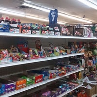 Photo taken at Busy Bee Food Mart by Jason N. on 3/2/2014
