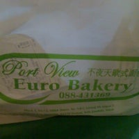 Photo taken at Port View Euro Bakery by Anna R. on 2/1/2013