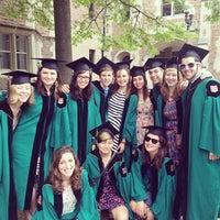 Photo taken at Washington University by Rachel S. on 5/17/2013