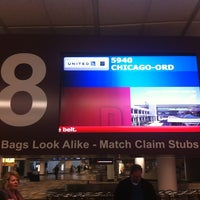 Photo taken at Baggage Claim by Darryl R. on 1/15/2013