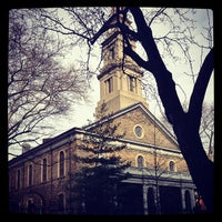 Foto diambil di St. Mark's Church in the Bowery oleh Aileen A. pada 1/19/2013