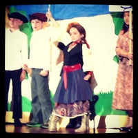Photo taken at P.S. 40 by Aileen A. on 6/13/2013