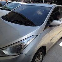 Photo taken at CAOA Hyundai Raposo Tavares by Maurivan B. on 10/23/2013