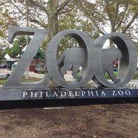 Photo taken at Philadelphia Zoo by Xavier on 10/12/2013