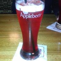 Photo taken at Applebee's by Ashley K. on 10/11/2012