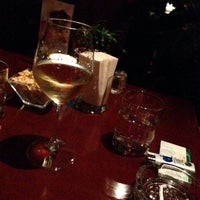 Photo taken at Red Wine Bar by TAC-T.M on 6/1/2014