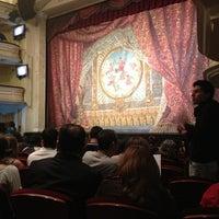 Foto tomada en Teatro Sucre por Juank P. el 6/2/2013