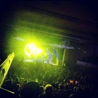 Photo taken at Thomas Wolfe Auditorium by Scott on 10/27/2012