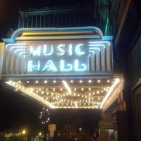 Photo taken at Tarrytown Music Hall by Pete C. on 12/4/2012