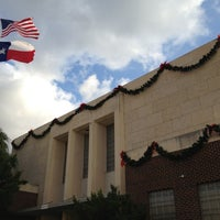 Photo taken at Harlingen City Hall by Sergio C. on 11/28/2012