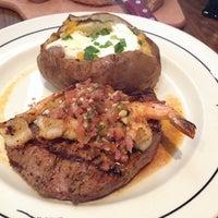 Photo taken at Saltgrass Steak House by Sergio C. on 6/1/2014