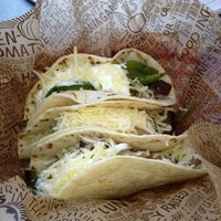 Photo taken at Chipotle Mexican Grill by Brad M. on 10/16/2012
