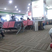 Photo taken at Supadio International Airport (PNK) by Melky F. on 4/21/2013