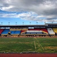 Photo taken at Cebu City Sports Center by Joseph Bryan D. on 11/24/2012