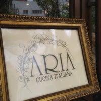 Das Foto wurde bei cucina italiana aria von WaKaNa am 8/2/2013 aufgenommen