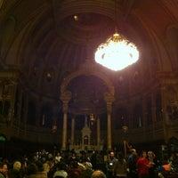 Photo taken at Église Saint-Jean-Baptiste by Julie L. on 2/9/2013