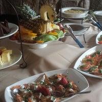 Photo taken at The Veranda Cafe by Irene N. on 1/19/2014