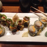 Photo taken at The Flying Fish Café & Sushi Bar by Patty R. on 9/11/2014