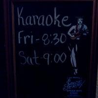 Photo taken at Landa Station Bar and Grill by Karen B. on 3/8/2012