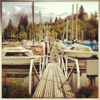 Photo taken at Cathlamet Marina by Rudy L. on 5/4/2012