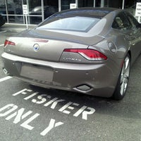 Photo taken at Fisker of Bellevue by David K. on 4/10/2012
