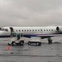 Photo taken at Hillsboro Airport (HIO) by Charles P. on 3/21/2012