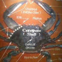Photo taken at Joe's Crab Shack by Mia C. on 7/14/2012