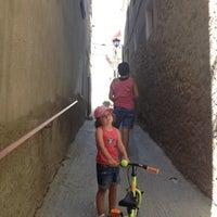 Photo taken at Castelló de Farfanya by Jordi on 7/28/2012