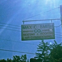 Photo taken at Max C. Smith Co. by BS H. on 9/10/2012