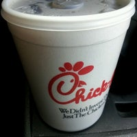 Photo taken at Chick-fil-A Winchester Road by Tonie L. on 7/26/2012