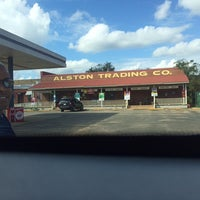 Photo taken at Alston Trading Co. by Eddie A. on 9/30/2013