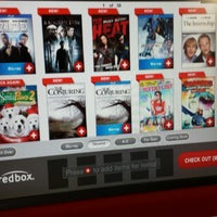 Photo taken at Redbox by Kevin M. on 12/1/2013