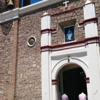 Photo taken at iglesia la conchita by Davohr H. on 7/27/2013