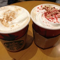 Photo taken at Starbucks by R on 11/25/2012