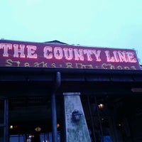 Photo taken at The County Line by Fred H. on 10/7/2012