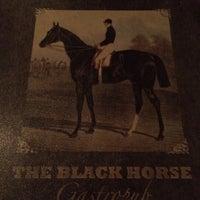 Foto tirada no(a) The Black Horse Gastropub por Diego G. em 10/17/2014