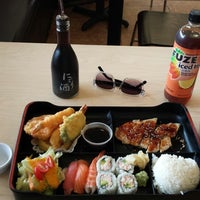 Photo taken at Edohana Sushi by Kevin F. on 4/26/2014