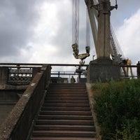 Снимок сделан в Плотина Иваньковской ГЭС пользователем Maria S. 7/15/2013