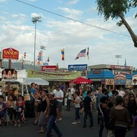 Photo taken at California Mid-State Fair by Joel J. on 7/23/2013