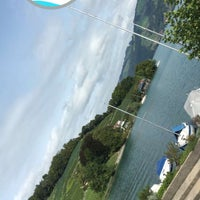Photo taken at Spiez by Madawi A. on 9/8/2017