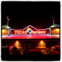 Photo taken at Texas Roadhouse by Ian C. on 10/9/2012