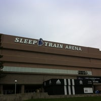 Photo taken at Sleep Train Arena by Jake S. on 12/16/2012